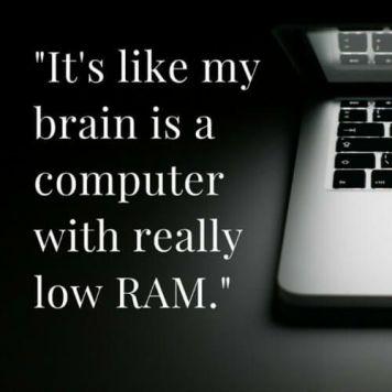 low RAM