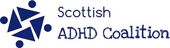 Scottish ADHD Coalition Logo